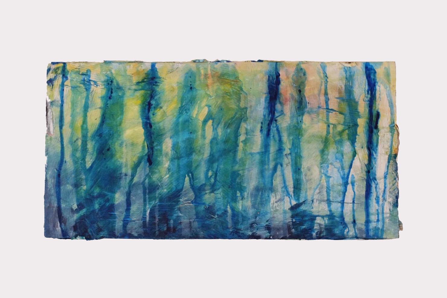 2 blue flow